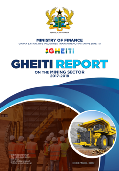 2017-2018 Mining Sector Report