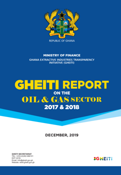 2017-2018 Oil and Gas Sector Report