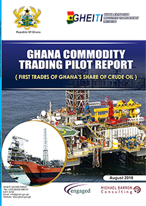 GHANA COMMODITY TRADING PILOT REPORT 2018
